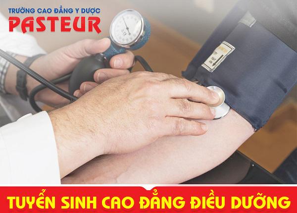 Thông tuyển sinh Cao đẳng Điều dưỡng Hà Nội