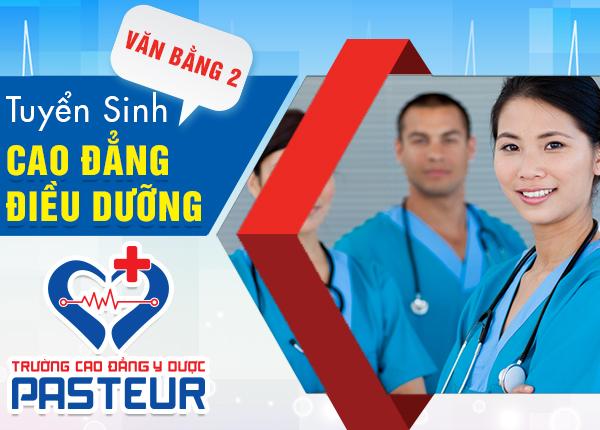 Địa chỉ học Văn bằng 2 CĐ Điều dưỡng tại Hà Nội
