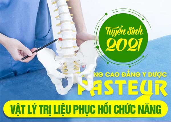 Tuyển sinh Cao đẳng Vật lý trị liệu năm 2021 tại Hà Nội