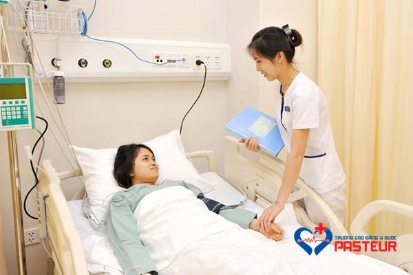 chăm sóc người bệnh sau mổ tại phòng hồi sức tích cực