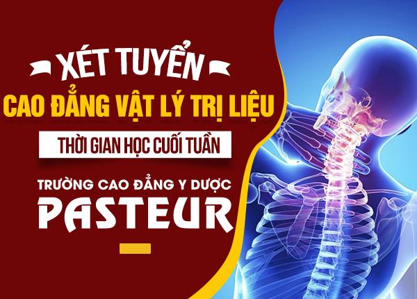 Khai giảng lớp Văn bằng 2 Cao đẳng Vật lý trị liệu học thứ 7 và CN tại Hà Nội